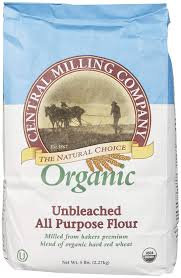 Central Milling - unbleached white